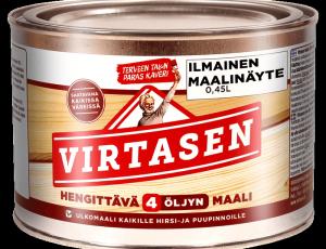 Ilmainen Virtasnäyte Virtasen 4 Öljyn Maalista